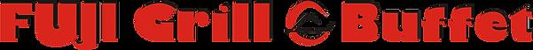 FUJI Grill Buffet logo.png