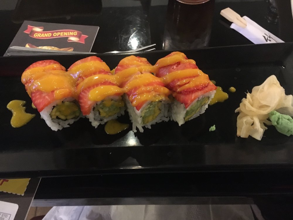 fruit garden roll