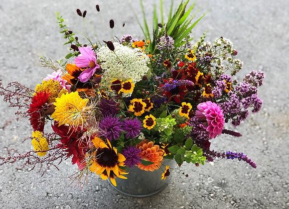 DIY Blumenstrauß