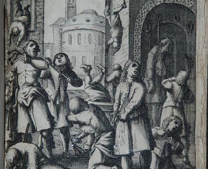 Eerste Nederlandstalige publicatie over zelfmoord, 1660
