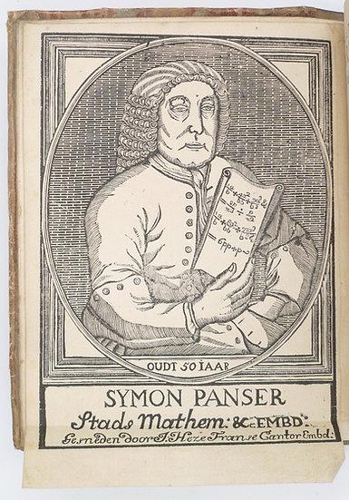 Panser, Mathematische rariteit-kamer, 1747
