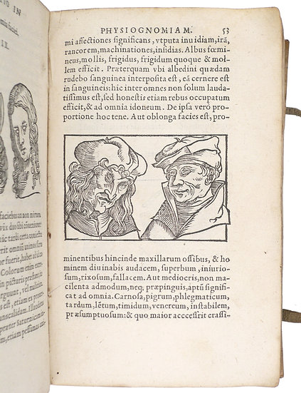 Indagine's influential occult manual, with dozens of wonderful woodcuts, 1543