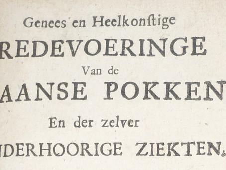 De bestrijding van syfilis anno 1706