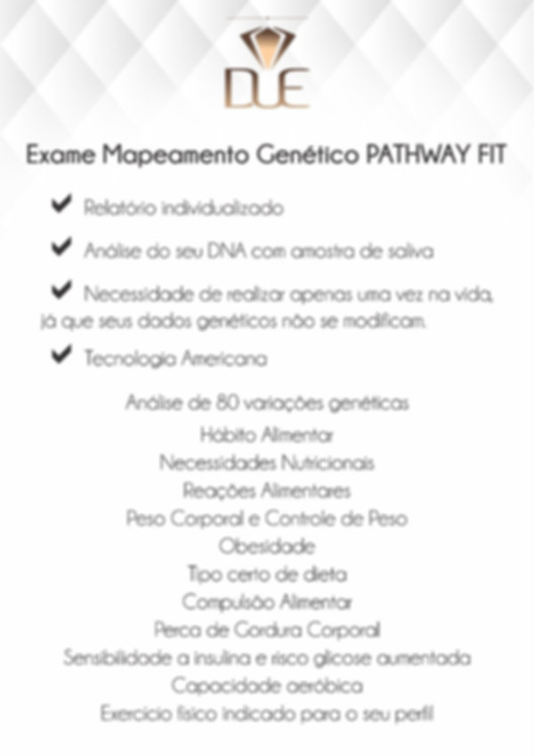 Pathway Fit