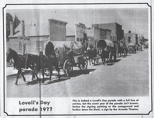 Lovell's Day Parade