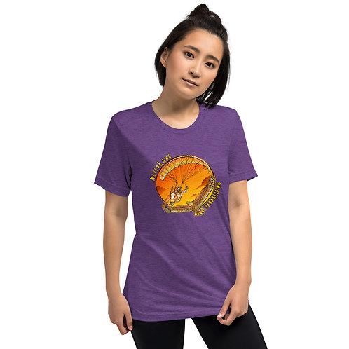 """""""Fly Like an Eagle"""" Unisex short sleeve t-shirt"""