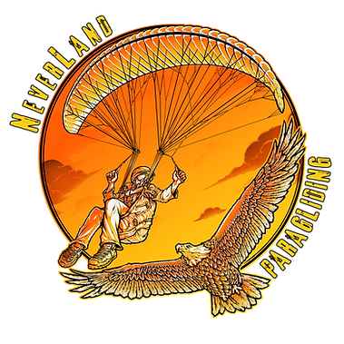 NeverLand Paragliding - Yellow Text.png