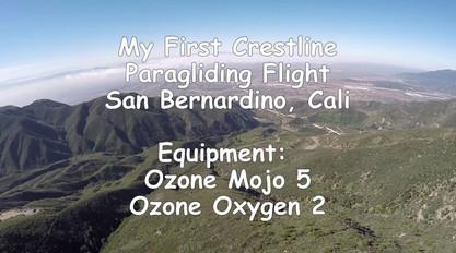 Stan's First Flight from Crestline