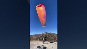 Flying Lake Elsinore