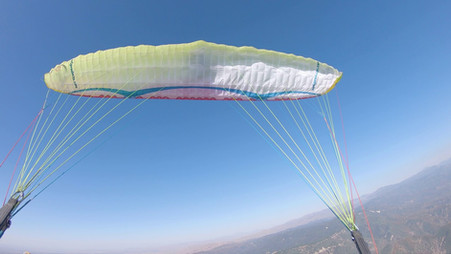 Video Diary 9/13/19 Paragliding Acro Training
