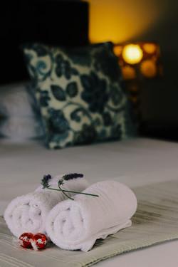 Olive Room - Intimate Bedroom 5