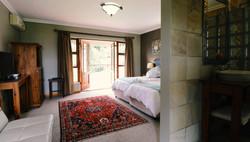 Sea Urchin - Overview Bedroom 1