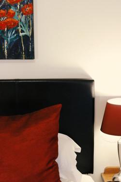 Cowrie Room - Intimate Bedroom 1