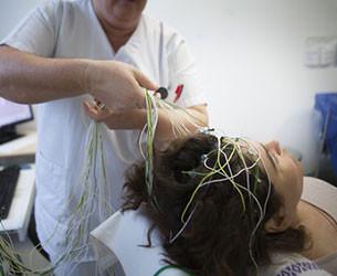 Human epilepsy in France