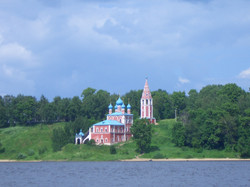 Tutaev.Russland