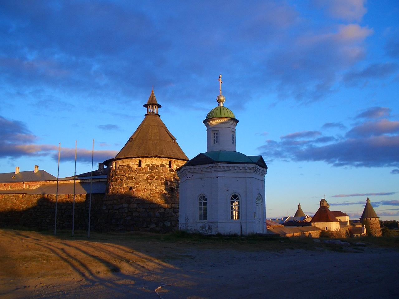 Solovki.Russland