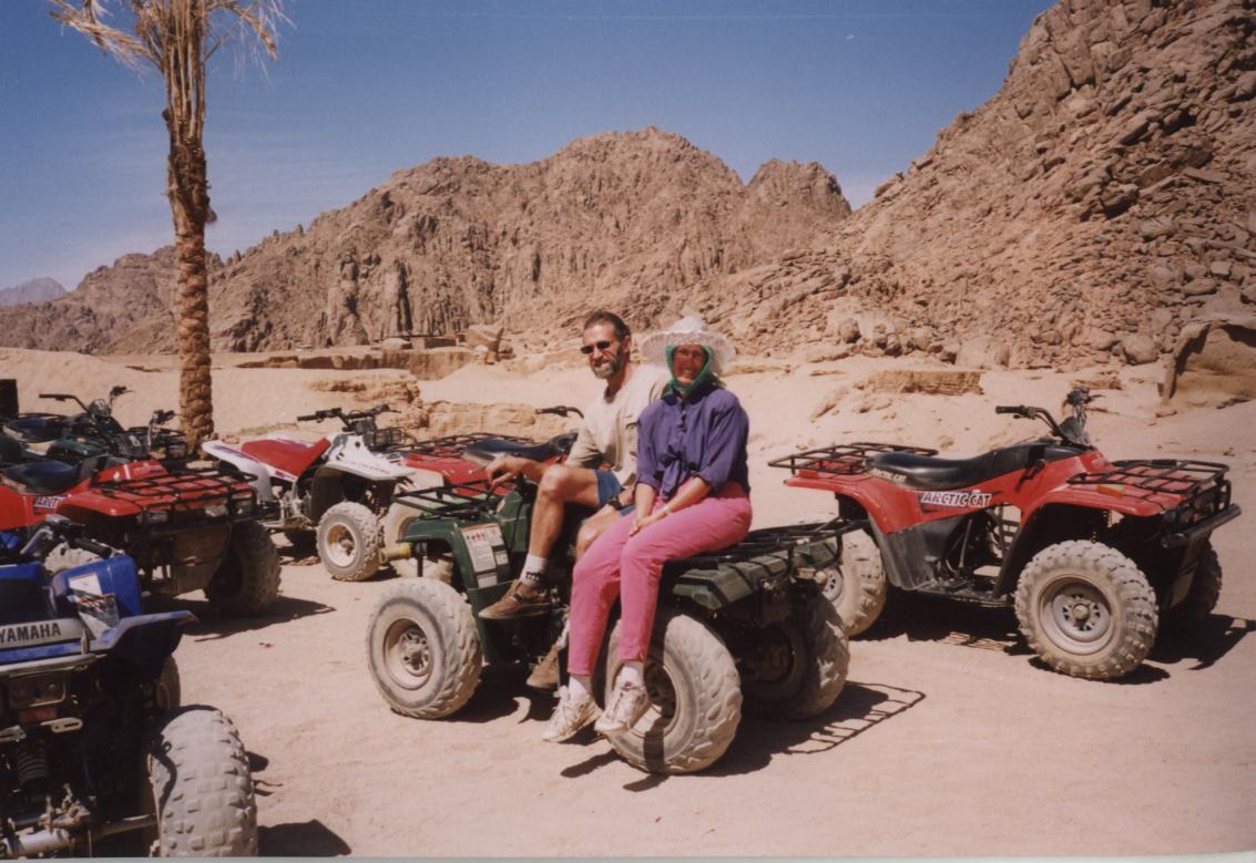 in Egypten