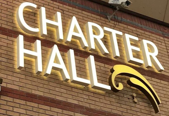 charter hall outside wall sign.jpg
