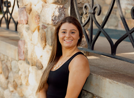 Alexis Schoener: Smiling Through It All