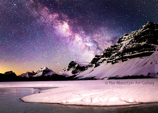 Milky Way Bow Valley