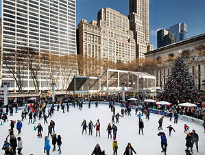 Celebrate the holiday season with free ice skating and holiday shopping during Winter Village's 19th year.