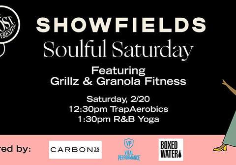 Soulful Saturday