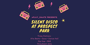 Silent Disco at Prospect Park