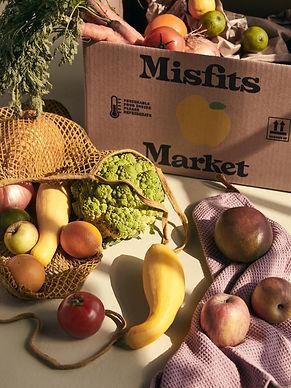 Misfits Market Pop Up