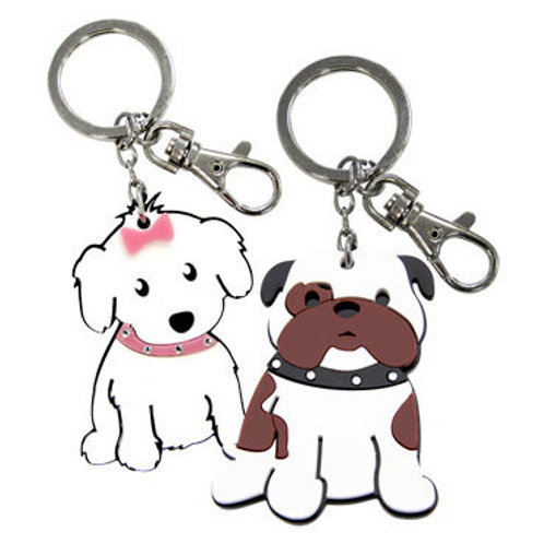 Love Your Breed Keychains