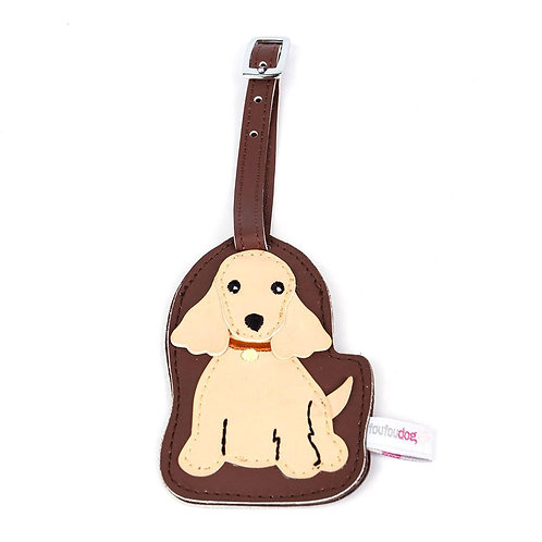 Love Your Breed Luggage Tag