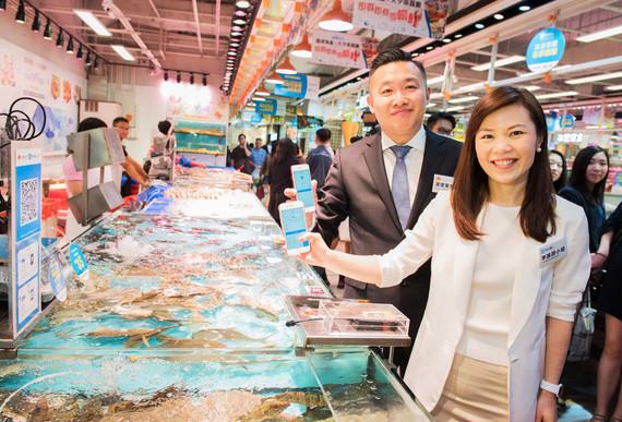 Hong Kong Market x Alipay HK - Press Conference  香港街市 x 支付寶 新聞發布會