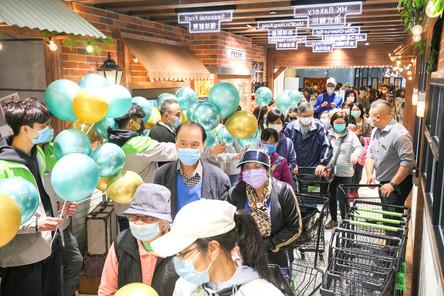 FRESH (Kornhill Store) Grand Opening FRESH 新鮮生活 (康怡分店) 開幕日