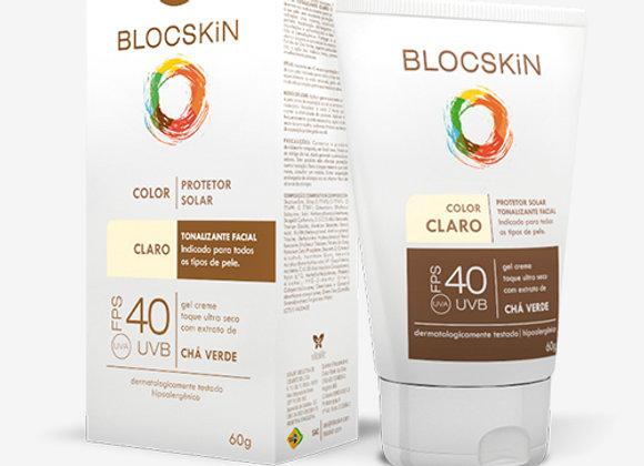 BLOCSKIN SPF40 COLOR CLARO 60 GR