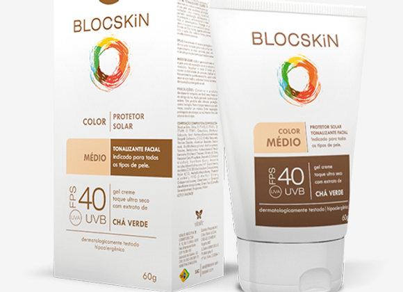 BLOCSKIN SPF 40 COLOR MEDIO 60 GR