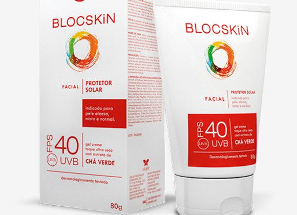 BLOCSKIN SPF40 PIEL GRASA 80 GR