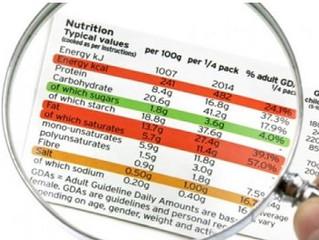 Prefieren consumidores productos saludables con etiqueta limpia