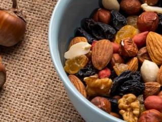 Ingredientes secos, el secreto para una etiqueta limpia