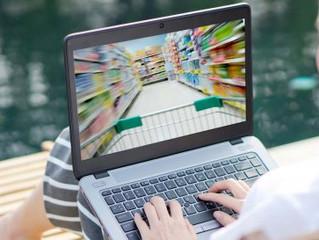 Crece compra de alimentos y bebidas online