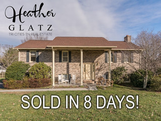 SOLD IN 8 DAYS!