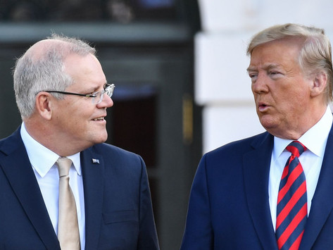 The Liberals and Nationals Are a Threat to Environmental Protection