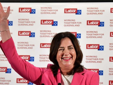 Why Have We Won (In Queensland?)