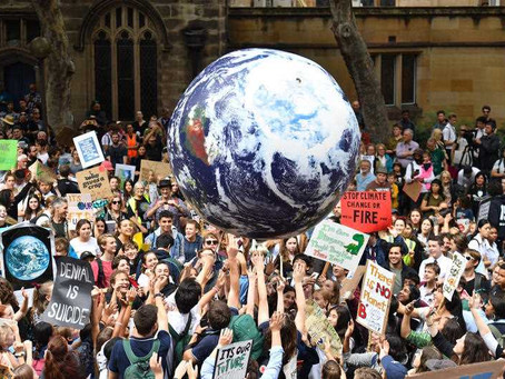 Working Together for the Climate