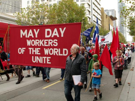 For the workers of the world, May Day 2021
