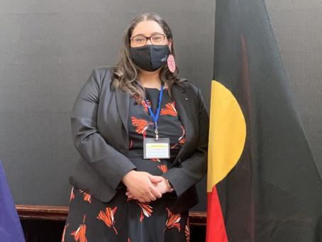 Sheena Watt's Inaugural Speech