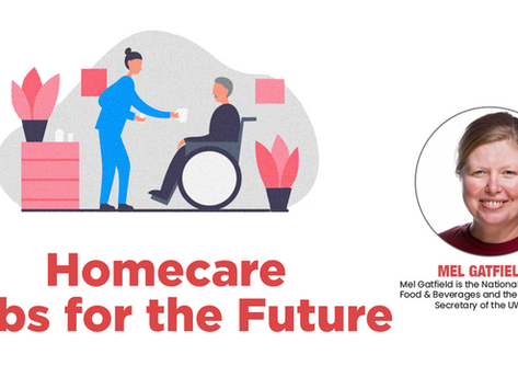 Homecare: Jobs for the Future