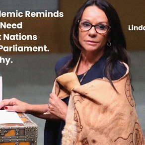 The Pandemic Reminds Us of the Need for a First Nations Voice to Parliament. Here's Why.