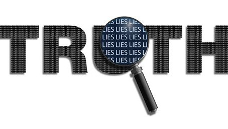 Not your Truth – Tell THE TRUTH