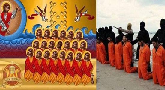 Coptic Martyrs Libya