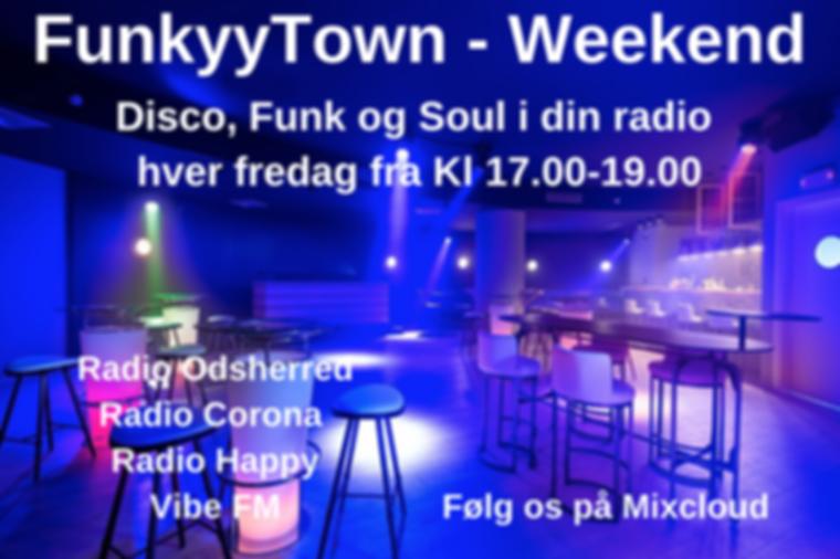 thumbnail_FunkyyTown - Weekend  generel
