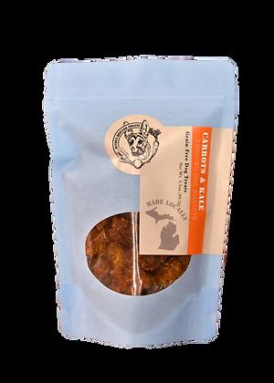 Carrots & Kale Grain-Free Treats